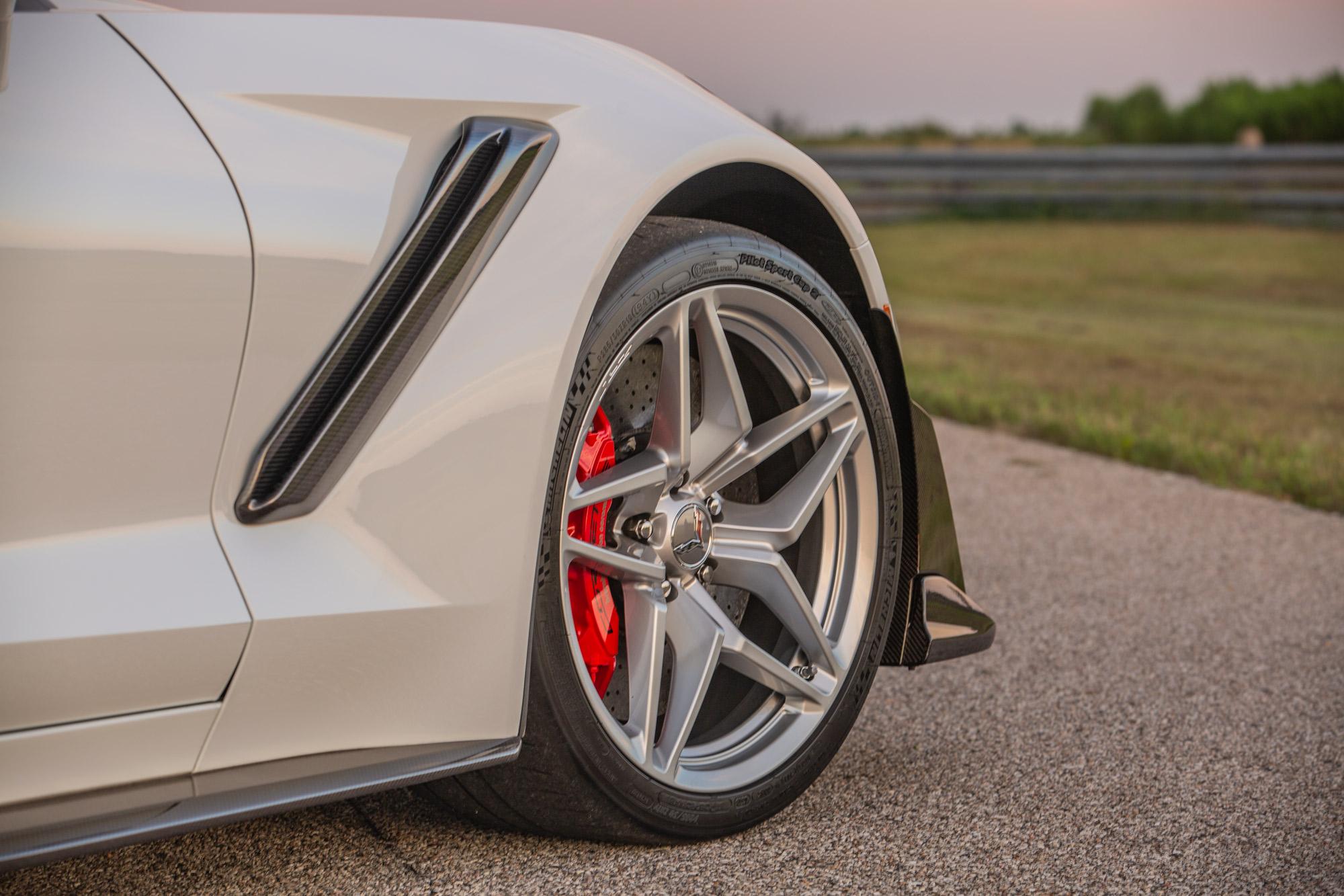 Hennessey Corvette ZR1 HPE1000