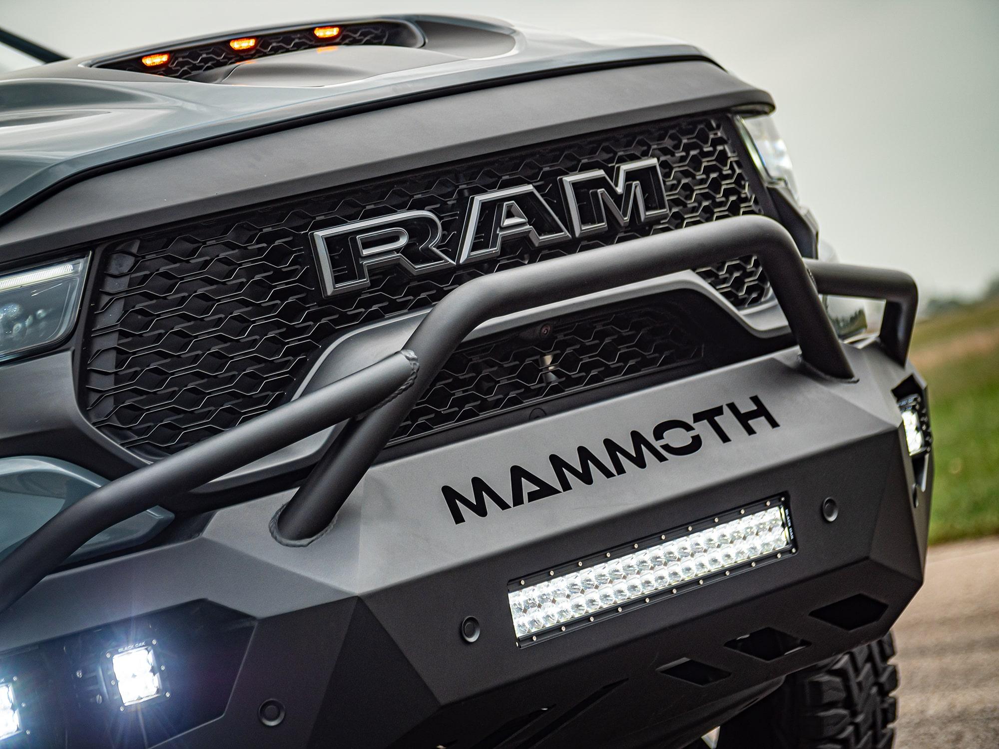 2021 RAM TRX MAMMOTH 900 For Sale