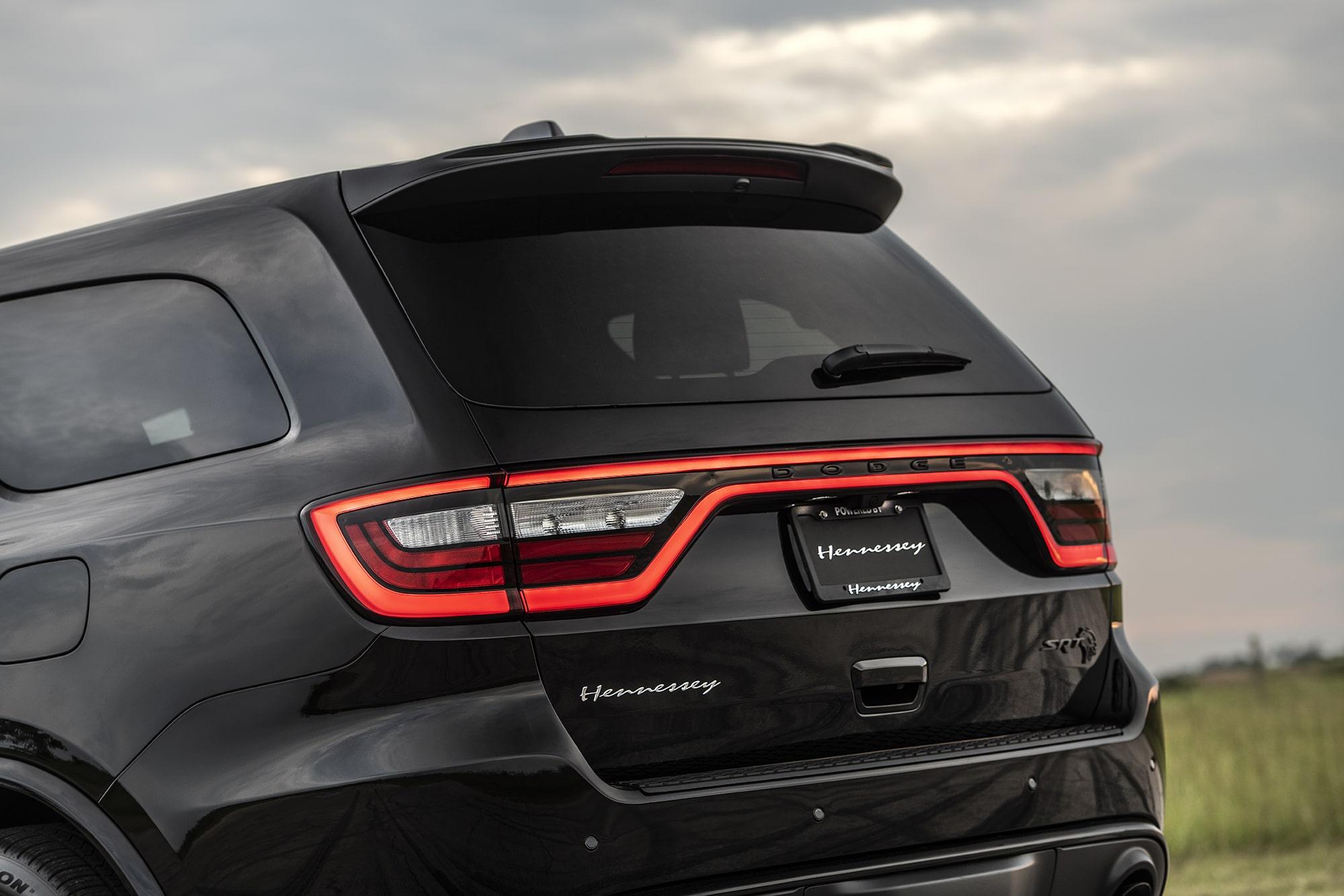 2021 Dodge Durango SRT Hellcat Upgrade by Hennessey Performance