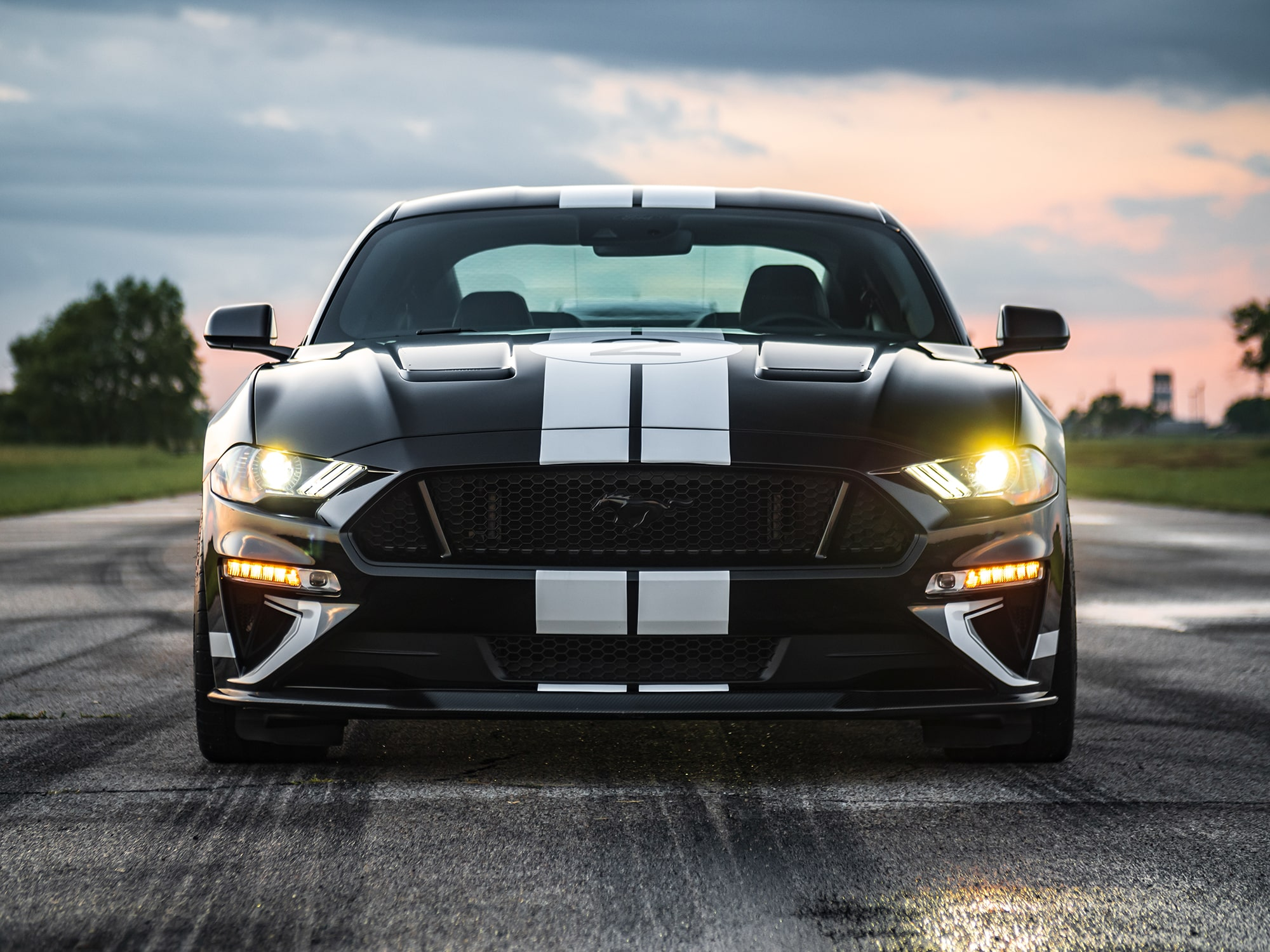 2022 Mustang GT Hennessey Legend Edition
