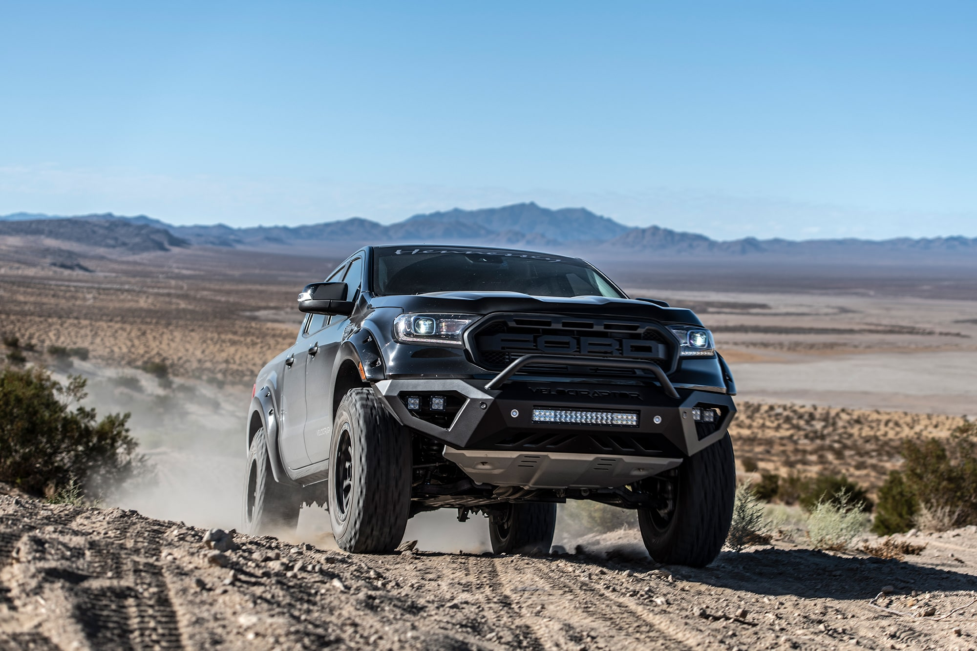 2021 Ford Ranger Upgrades by Hennessey Performance
