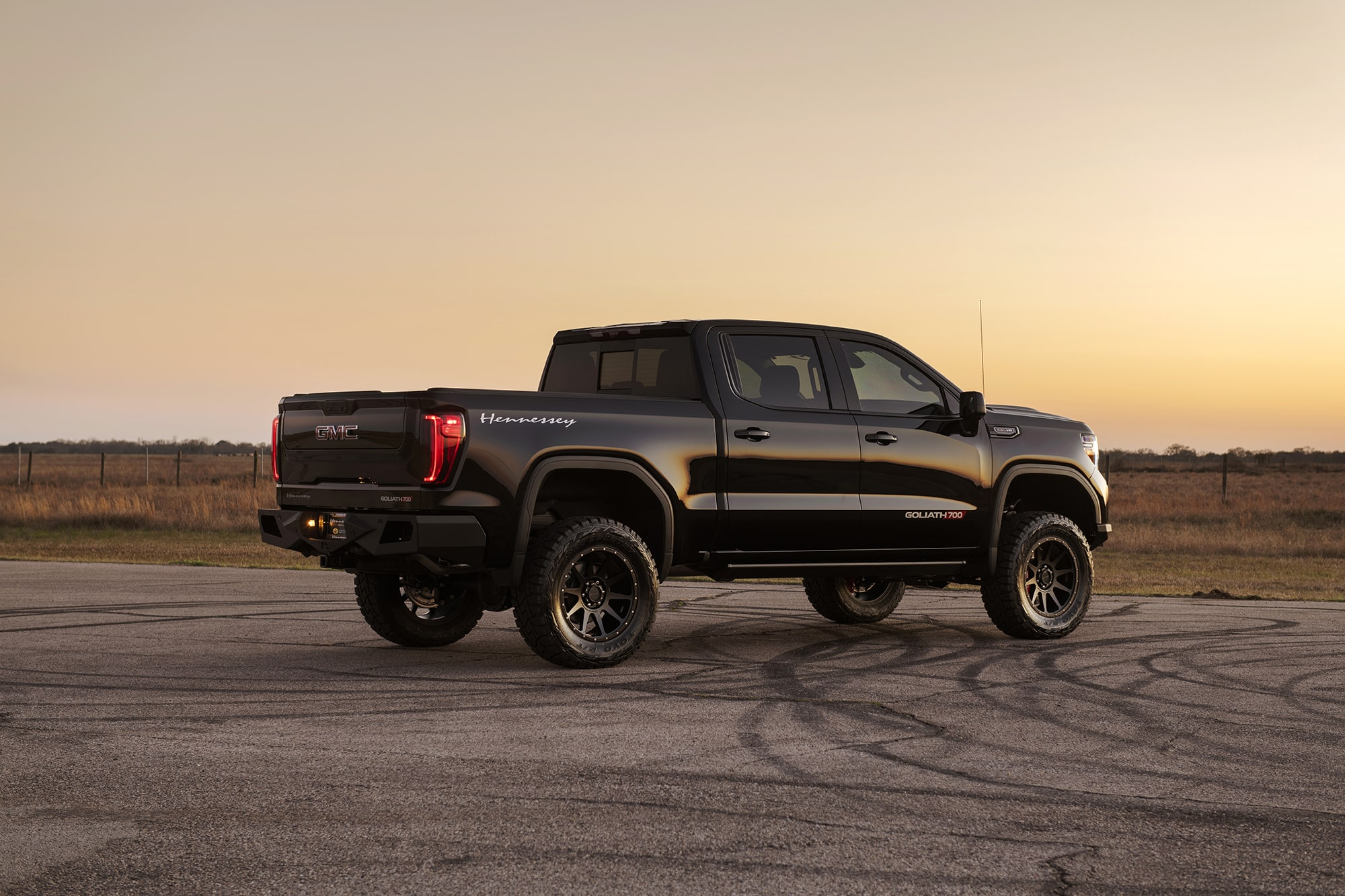 Hennessey GOLIATH 700 GMC Sierra Truck for sale