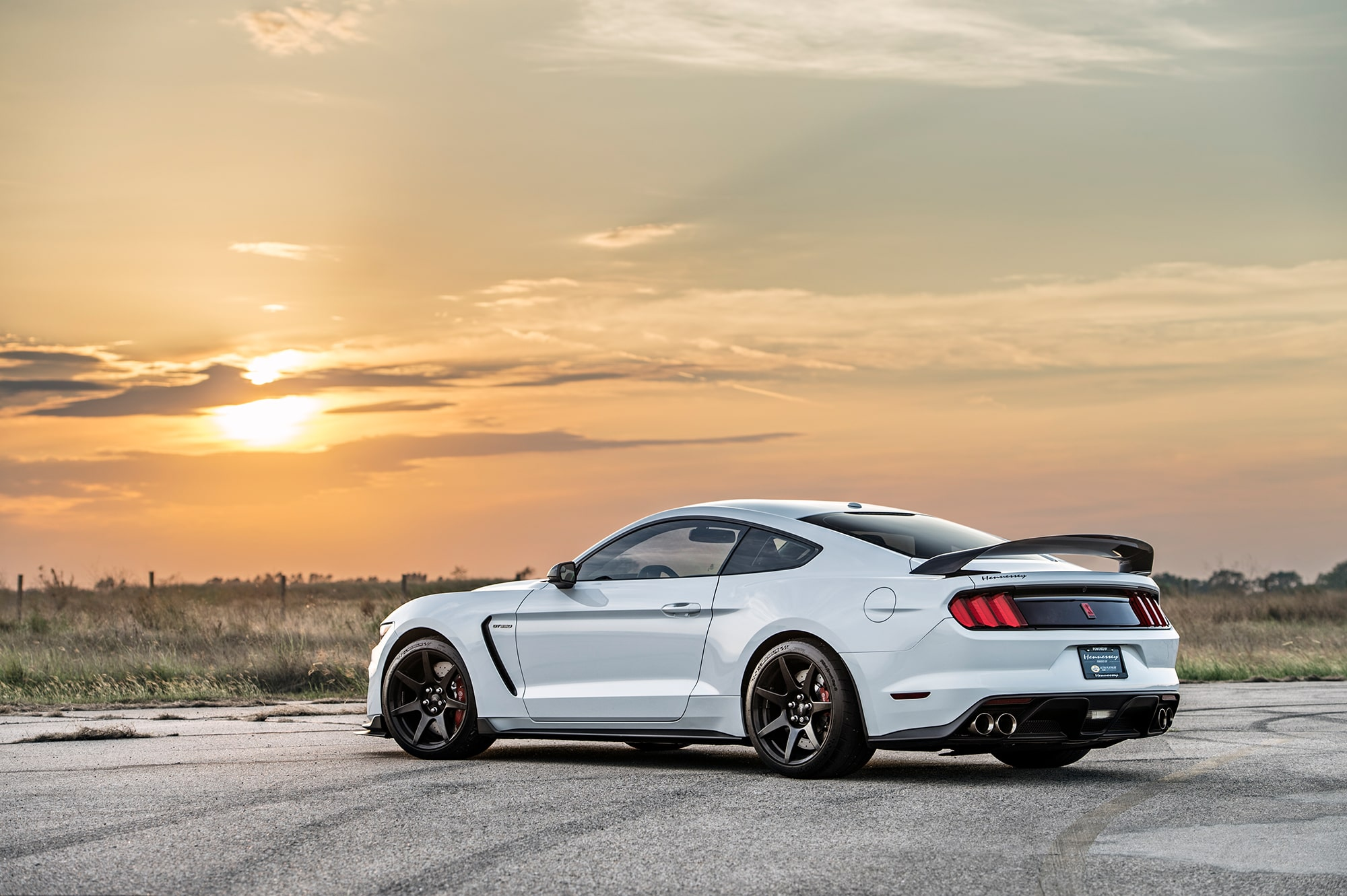 Ford Mustang GT350 Upgrades by Hennessey