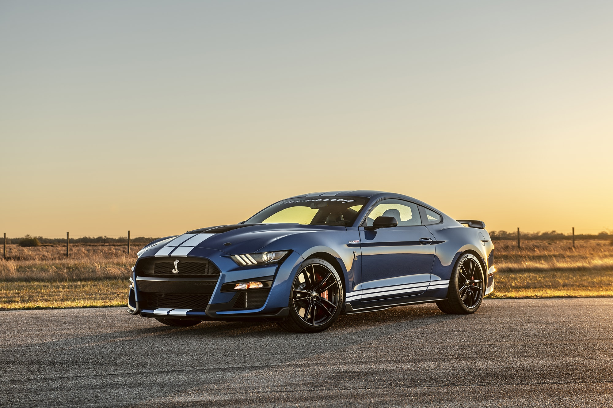 Ford Gt500 Shelby Mustang Upgrades Hennessey Performance
