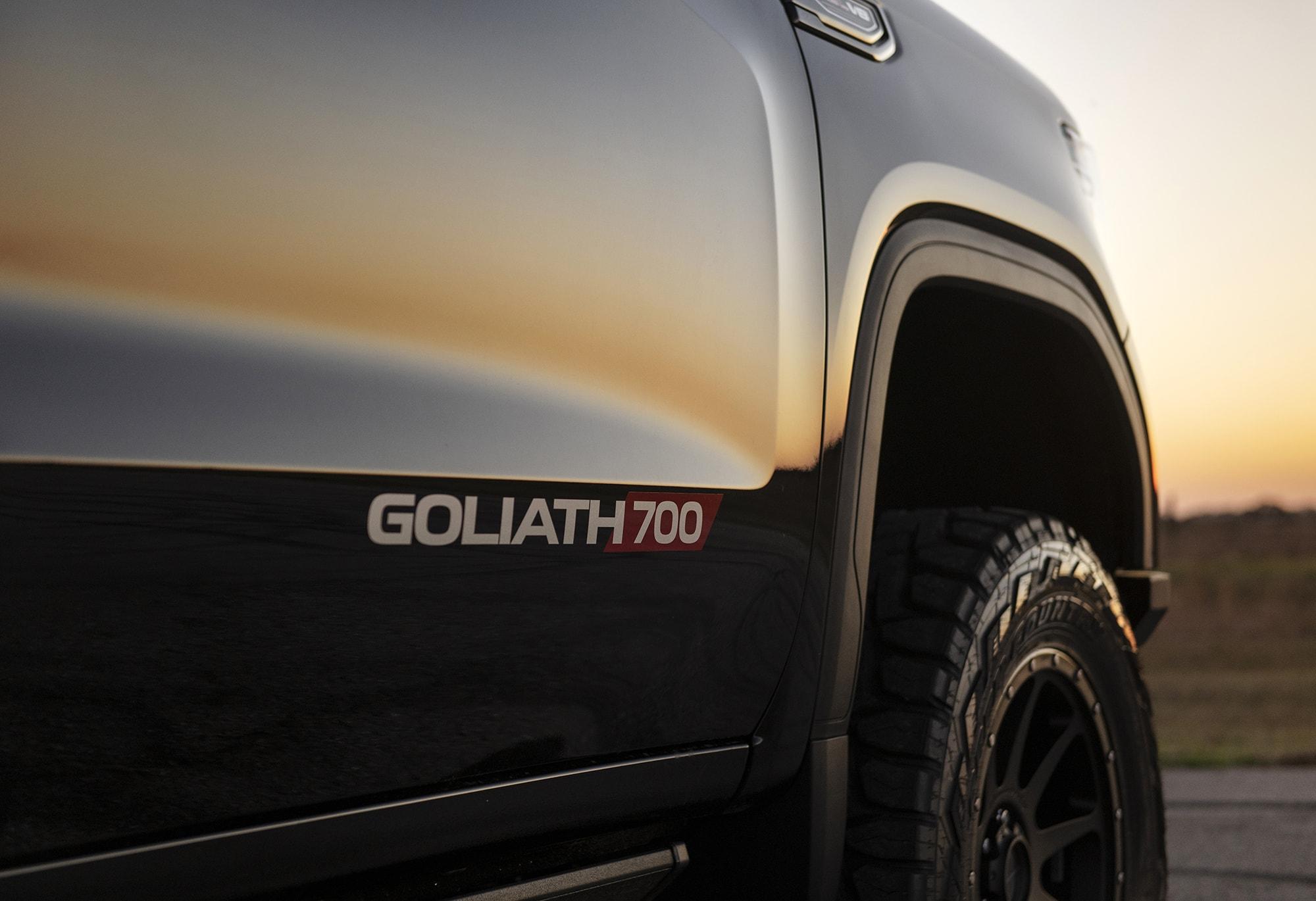 2021 GMC Sierra Performance Upgrade